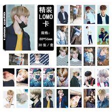 New 30pcs / set Kpop NCT NCT 127 JaeHyun Poster Photo card Lomo card