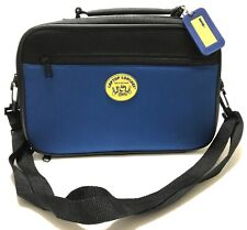 Laptop Lunches System Blue Insulated Bag Carrier Adjustable Strap Bag only
