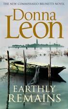 Earthly Remains von Donna Leon (2017, Taschenbuch)