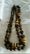 Alexis Bittar Smoky topaz and agate Necklace  PRICE REDUCTION