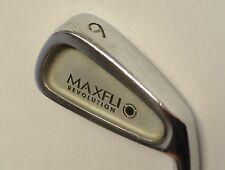 Maxfli Revolution 6 Iron Dynamic Gold S300 Steel Shaft