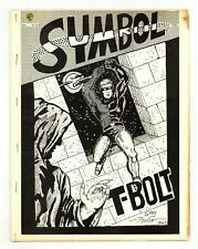 Symbol Fanzine #10 VG 4.0 1967