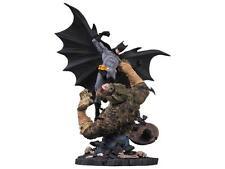 Statue BATMAN Vs KILLER CROC 2d Edition DC Direct DISPO