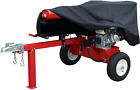 Gas Log Splitter Cover Water Resistant Abrasion Proof Weather Protection Outdoor