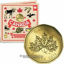 Canada 2016 O Oh Canada 5 Coin Mint Gift Set with Maple Leaf $1 Loonie Dollar