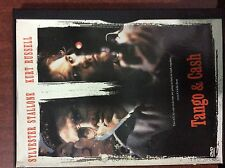 Original Used DVD: tango & cash