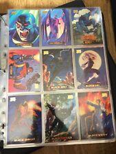 Marvel Masterpieces 1994 Full Set 140 Base Card Set