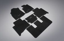 TOYOTA-FORTUNER-2015-A/T-RIGHT-DRIVER-GENUINE-CARPET-FLOOR-MATS-BLACK  TOYOTA-FO