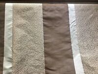 Cowtan & Tout Heavy Silk Stripe Upholstery Drapery   Fabric  6 Yards