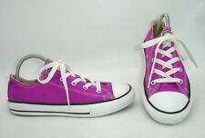 BASKETS CONVERSE TOILE ROSE FUSCHIA - T 34 - TTBE