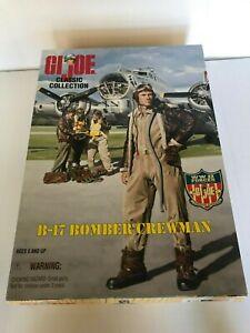 GI Joe Classic Collection WWII B-17 Bomber Crewman