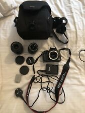 Canon Eos 450d Camera + Extra Lense