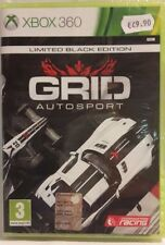 Grid Autosport BLACK EDITION per XBOX 360 PAL - NUOVO