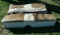 1956 PLYMOUTH BELVEDERE BACK BENCH SEATS OEM MOPAR 56