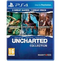Uncharted The Nathan Drake Collection | PlayStation 4 PS4 New