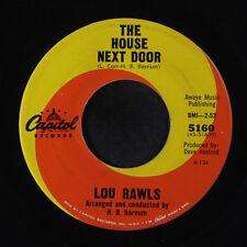 LOU RAWLS: The House Next Door 45 Soul