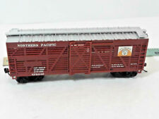 Bachmann Pig Palace Northern Pacific HO 40' Stock Car ~ Ships FREE