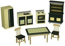 Melissa & Doug Dollhouse Furniture and Room Items