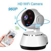 Wireless Pan Tilt 960P Security Network CCTV IP Camera Night Vision WIFI/SD Card