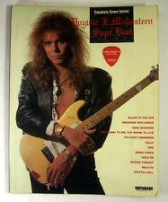 YNGWIE MALMSTEEN SUPER BEST BAND SCORE JAPAN GUITAR TAB