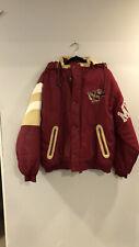 Mens Vintage Starter Jacket University Of Minnesota Gophers Sz. M