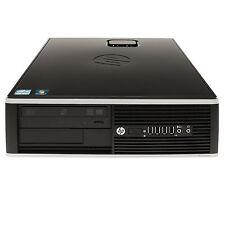 HP 8200 Elite SFF Intel i5 2400 3.1GHz quad core 16GB Ram 2TB HDD Win 10 Pro