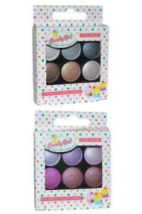 2 xCandy Girl Eye Shadow Compacts 6 Shades in Each - Brand New