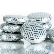 whitakers foiled fondant cremes, silver foiled dark chocolate mint cremes,