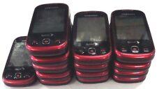 14 Lot Samsung SPH-M350 Seek Cdma Slider Keyboard EVDO 3G Touch USED Wholesale