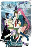 Rosario+Vampire, Vol. 10 by Akihisa Ikeda (2009, Trade Paperback)