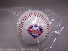1 Philadelphia Phillies Team Logo Ball MLB Baseball Rawlings