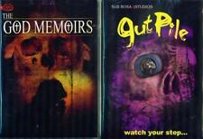 SUB ROSA: God Memoirs / Gut Pile - NEW 2 HORROR DVD