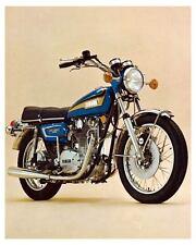 1973 1974 Yamaha 650 TX650 Motorcycle Photo ca0429