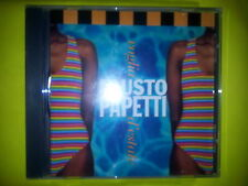 PAPETTI FAUSTO - VOGLIA D'ESTATE (17 TRACKS, POLO RECORDS). CD.