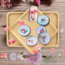 Solid Perfume For Men Women Floral Portable Round Body Fragrance Care Skin L3F2