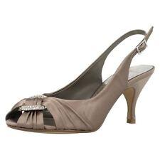 Clarks Sandals Satin Heels for Women