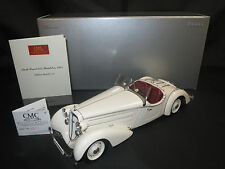 """CMC M - 075  HIGHLIGHT  Audi Front  225  Roadster (creme-weiß)  """"1935"""" 1:18 OVP"""