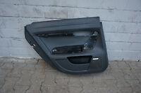 Audi A6 4F C6 Posteriore Sinistro Porta Pannello Carenatura Nero Bose
