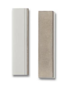 Spyderco Double Stuff 2 Knife Sharpening Stone CBN & White Ceramic 303FCBN2