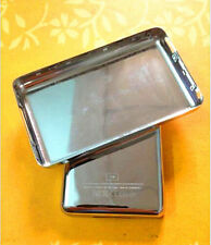 New 1Tb customizing Metal Back Case Housing Cover (thin)for ipod classic
