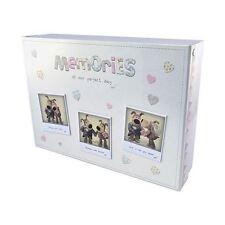 Boofle Wedding Memories Keepsake Box Trinkets & Pictures