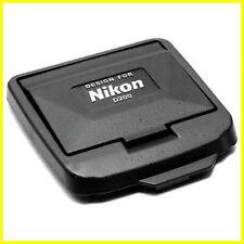 Protezione display con paraluce per fotocamere Nikon D200. LCD protector. Hood.
