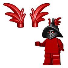Custom LEGO Thraex Plumes Colour Red