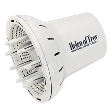 Helen of Troy Mini Euro Pro Hair Blow Dryer Finger Diffuser 1528 European White