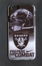 """OAKLAND RAIDERS Rigid Snap-on Case for iPhone 6 / 6S 4.7"""" (Design 7)+FREE STYLUS"""