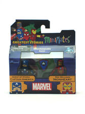 Marvel Minimates Hydra Agent Captain America & Ironheart Greatest Stories 74