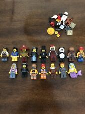 THE LEGO MOVIE SERIES MINIFIGURES 71004 Complete Set of 16