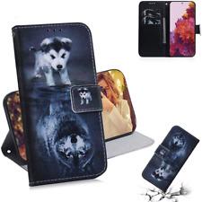 Galaxy S21 Ultra 5G Premium Leather Wallet Case Kickstand Flip Folio Luxury Slim
