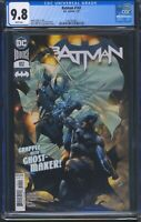 Batman 102 (DC) CGC 9.8 White Pages 1st full appearance of Ghost-Maker