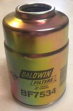 BALDWIN FILTERS BF7534 Fuel Filter, 5-7/16 x 3-9/16 x 5-7/16 In